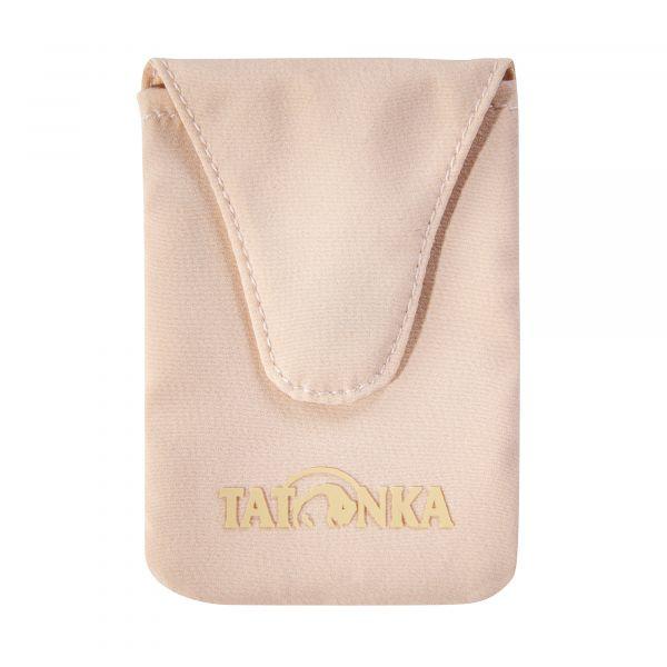 Tatonka Soft Bra Pocket nude rot Geldbeutel 4013236335873