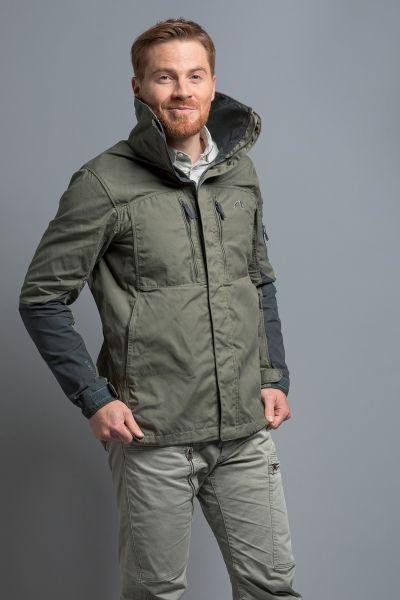 Tatonka Jesper M's Jacket olive/dark grey grün Jacken 4013236339499