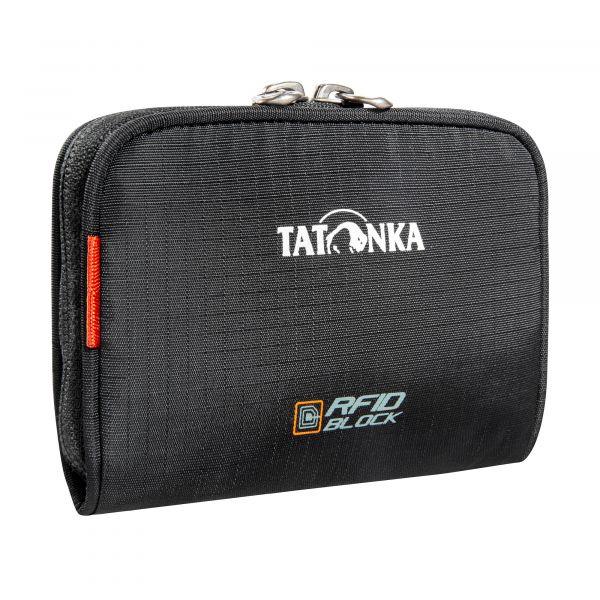 Tatonka Big Plain Wallet RFID B black schwarz Geldbeutel 4013236336283