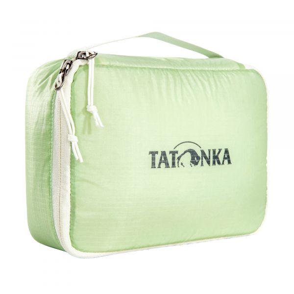Tatonka SQZY Padded Pouch M lighter green grün Rucksack-Zubehör 4013236334593