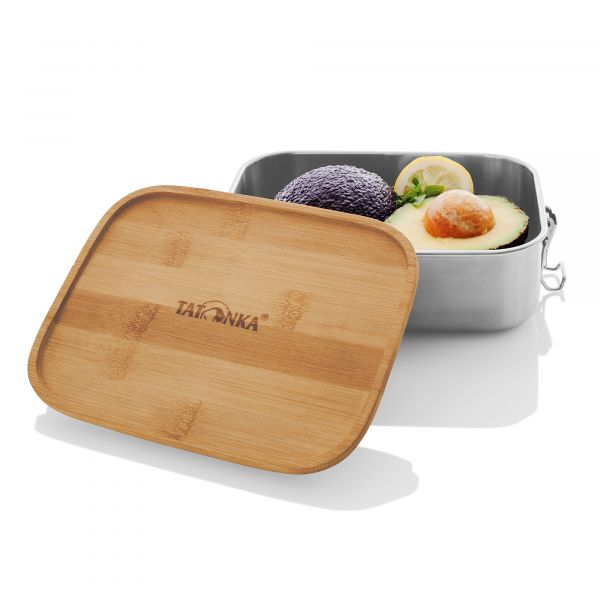 Tatonka Lunch Box I 1000 Bamboo Kochgeschirr 4013236341331