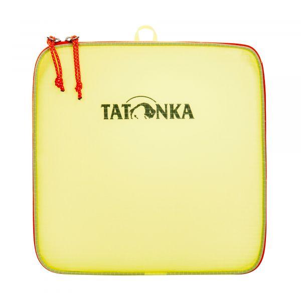Tatonka SQZY Pouch M light yellow gelb Rucksack-Zubehör 4013236335354