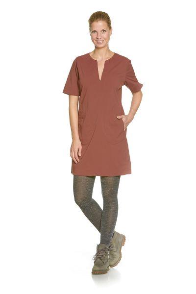 Tatonka Gora W's Dress aubergine red rot Röcke & Kleider 4013236079760