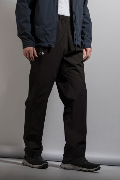 Tatonka Hempton M's Rain Pants black schwarz Hosen 4013236341812