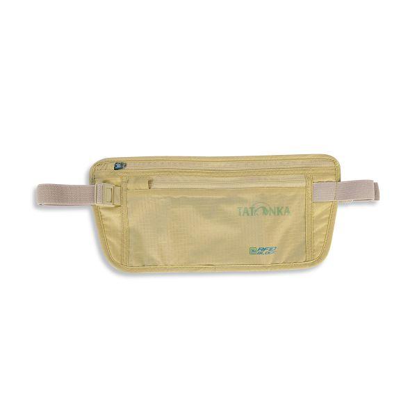 Tatonka Skin Moneybelt Int. RFID B natural weiß Bauchtaschen 4013236282016
