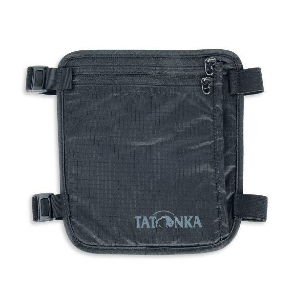Tatonka Skin Secret Pocket black schwarz Geldbeutel 4013236985993