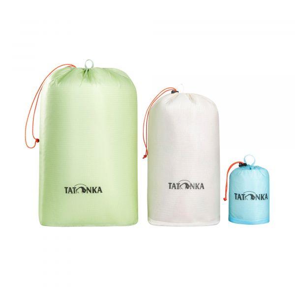 Tatonka SQZY Stuff Bag Set assorted weiß Rucksack-Zubehör 4013236336504