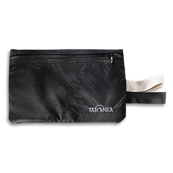 Tatonka Flip In Pocket black schwarz Geldbeutel 4013236986044