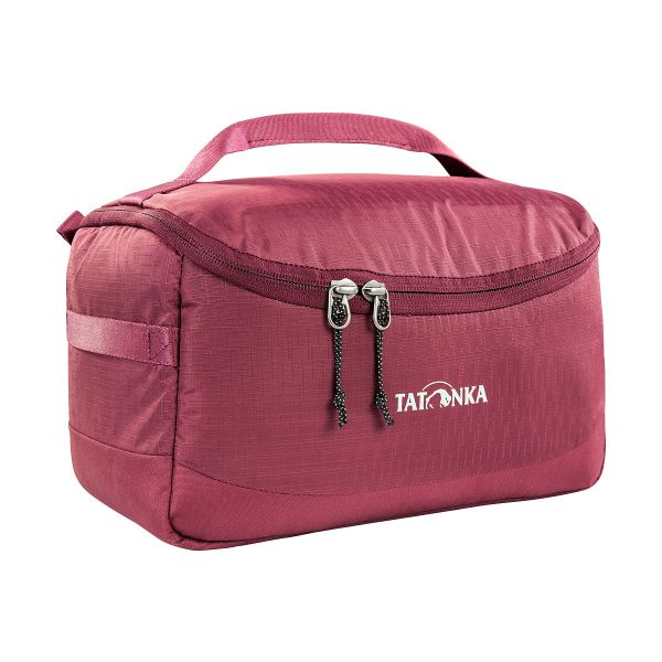 Tatonka Wash Case bordeaux red rot Kulturbeutel 4013236257403