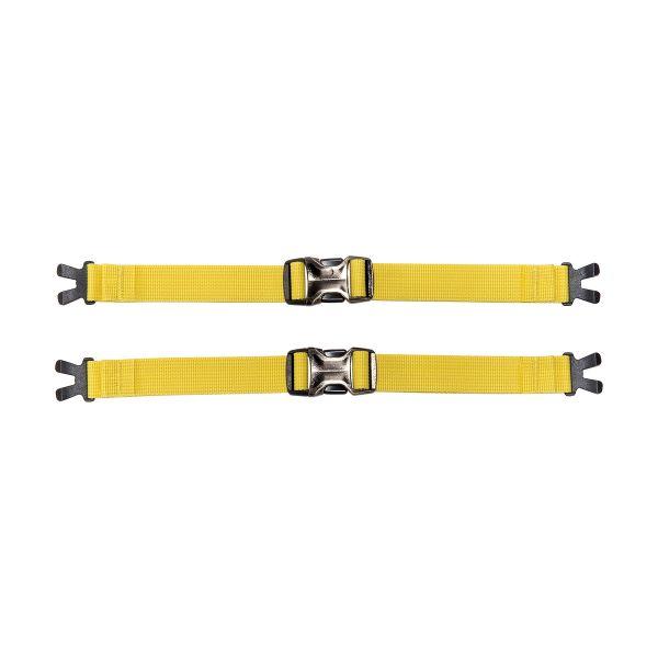 Tatonka Compression Straps yellow gelb Rucksack-Zubehör 4013236300734