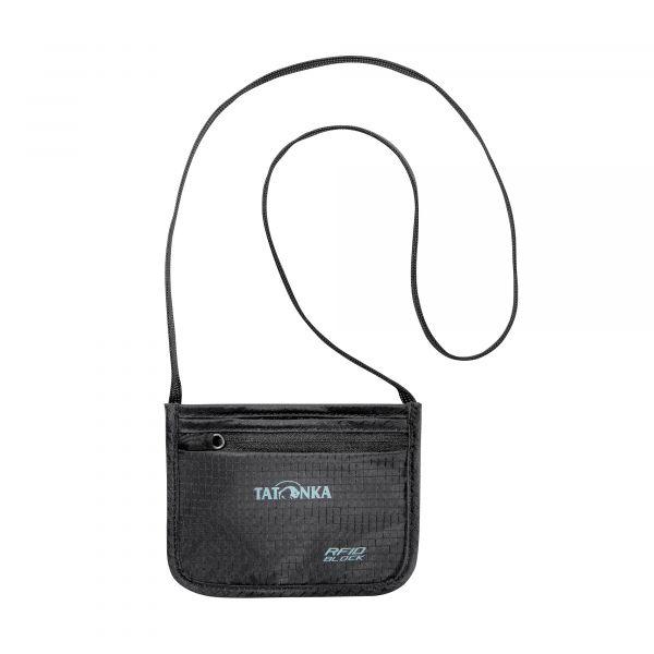 Tatonka Skin ID Pocket RFID B black schwarz Geldbeutel 4013236336245