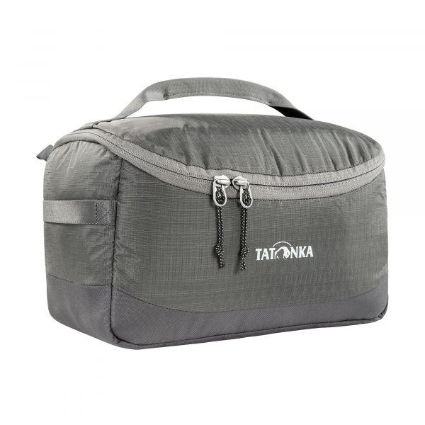 Tatonka Wash Case titan grey grau Kulturbeutel 4013236257397