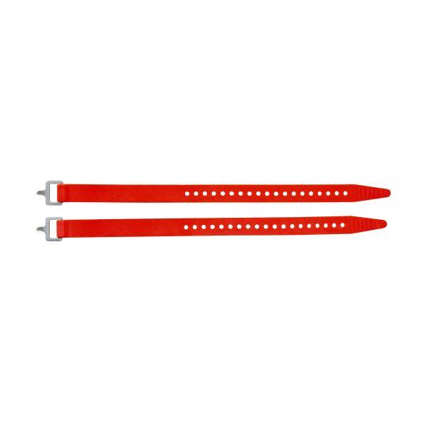 Tatonka No-Slip Strap 40cm/Pair red orange rot Sonstiges Zubehör 4013236335217