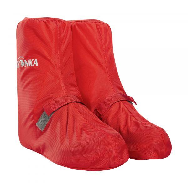 Tatonka Velo Gaiter red rot Gamaschen 4013236340693