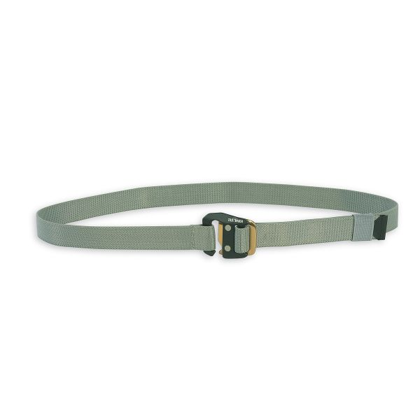Tatonka Stretch Belt 25mm warm grey grau Gürtel 4013236058321