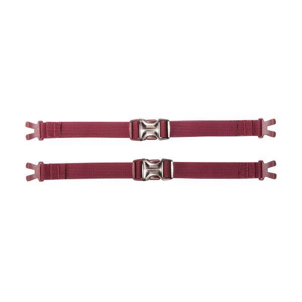Tatonka Compression Straps bordeaux red rot Rucksack-Zubehör 4013236300741