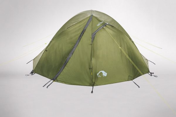 Tatonka Mountain Dome II light olive grün 2-Personen-Zelte 4013236288377