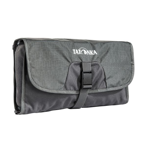 Tatonka Small Travelcare titan grey grau Kulturbeutel 4013236257359