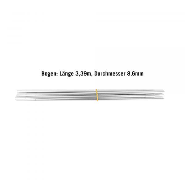 Tatonka Gestängebogen 3390mm Orbit/Polar 3 Zeltersatzteile 4013236057973