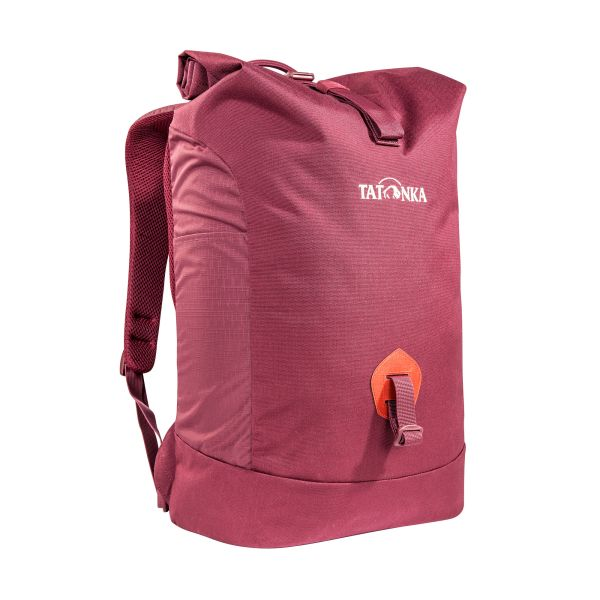 Tatonka Grip Rolltop Pack S bordeaux red rot Tagesrucksäcke 4013236257014
