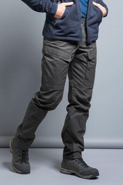 Tatonka Trekking M's Pants RECCO dark grey grau Hosen 4013236319231