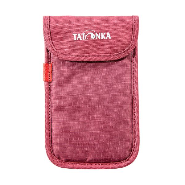 Tatonka Smartphone Case L bordeaux red rot Handyhüllen 4013236255973