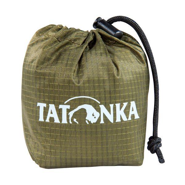 Tatonka Gaiter Ripstop short light olive grün Gamaschen 4013236288407