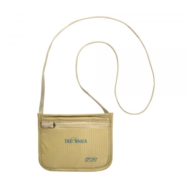 Tatonka Skin ID Pocket RFID B natural weiß Geldbeutel 4013236336252