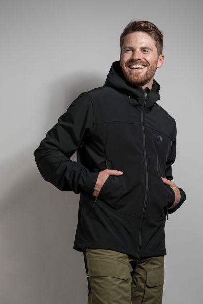 Tatonka Marto M's RECCO Hooded Jacket black schwarz Jacken 4013236285116