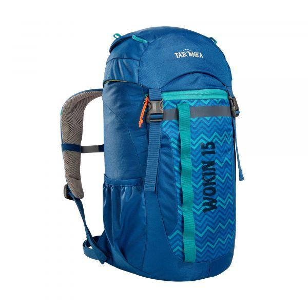 Tatonka Wokin 15 blue blau Kinderrucksäcke 4013236334272