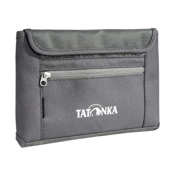 Tatonka Travel Wallet titan grey grau Geldbeutel 4013236255881