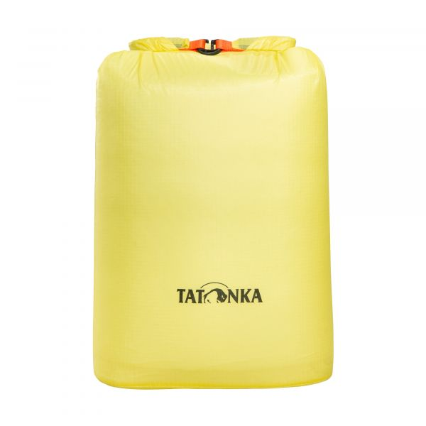 Tatonka SQZY Dry Bag 10l light yellow gelb Rucksack-Zubehör 4013236336542