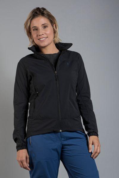 Tatonka Lajus W's Jacket dark black schwarz Jacken 4013236293630