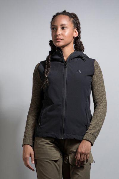 Tatonka Cay W's Vest black schwarz Jacken 4013236035131
