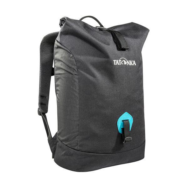 Tatonka Grip Rolltop Pack S black schwarz Tagesrucksäcke 4013236257007