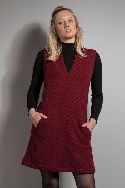 Tatonka Kolma W's Dress cherry red rot Röcke & Kleider 4013236276459