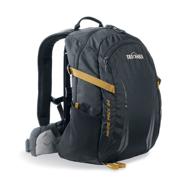 Tatonka Hiking Pack 22 black schwarz Wanderrucksäcke 4013236968699