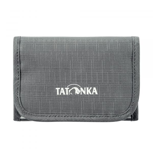 Tatonka Folder titan grey grau Geldbeutel 4013236256093