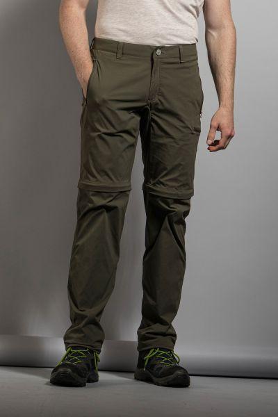 Tatonka Mariso M's Zip Off Pants bark green grün Hosen 4013236086331