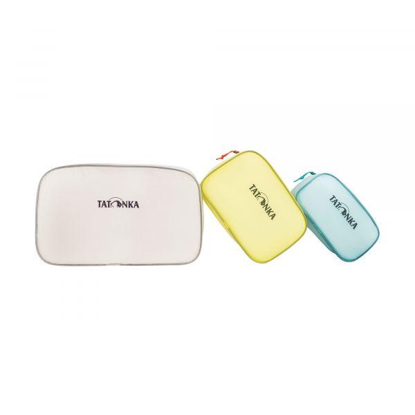 Tatonka SQZY Zip Bag Set assorted weiß Rucksack-Zubehör 4013236335798