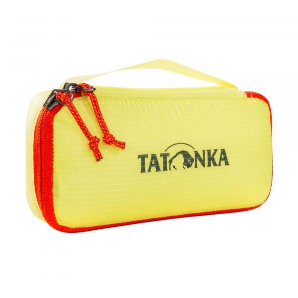 Tatonka SQZY Padded Pouch S light yellow gelb Rucksack-Zubehör 4013236334562