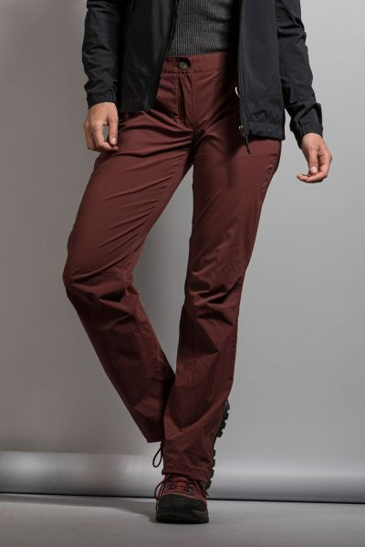 Tatonka Mohac W's Pants aubergine red rot Hosen 4013236255287