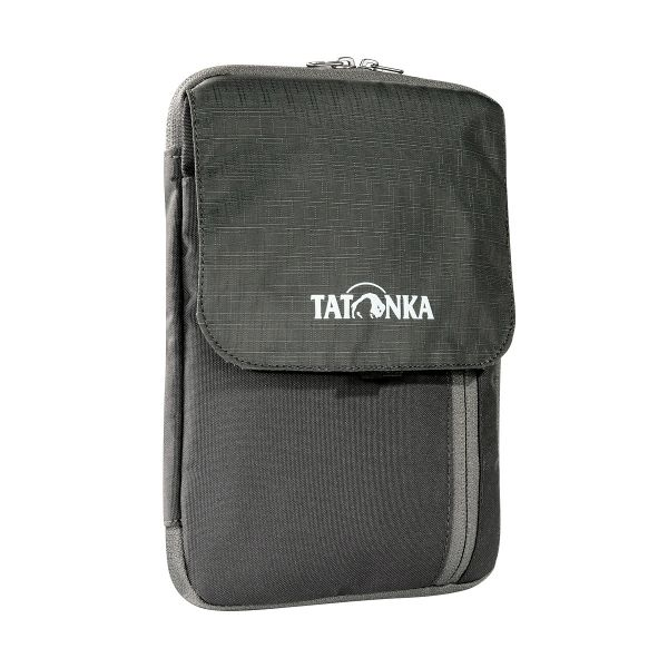 Tatonka Check In Folder titan grey grau Umhängetaschen 4013236256253
