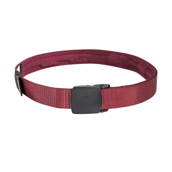 Tatonka Travel Waistbelt 30mm bordeaux red rot Geldbeutel 4013236257588