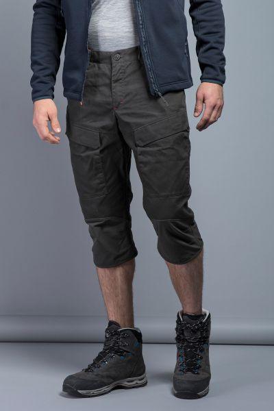 Tatonka Trekking M's 3/4 Shorts dark grey grau Hosen 4013236326192