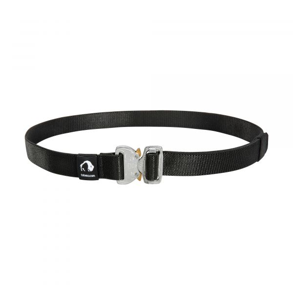 Tatonka Quick Release Stretch Belt 25 mm silver grau Gürtel 4013236335927