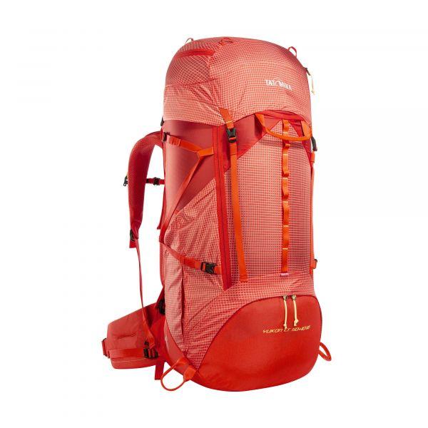 Tatonka Yukon LT 50+10 Women RECCO red orange rot Trekkingrucksäcke 4013236333503