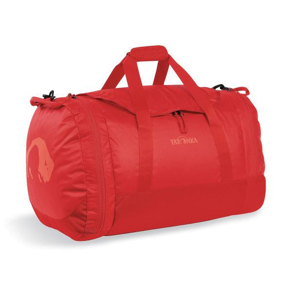 Tatonka Travel Duffle L red rot Reisetaschen 4013236096866