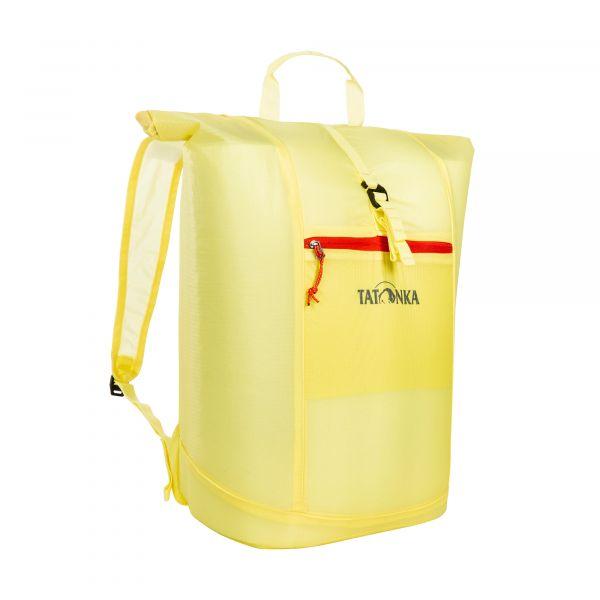 Tatonka SQZY Rolltop light yellow gelb Reiserucksäcke 4013236335729