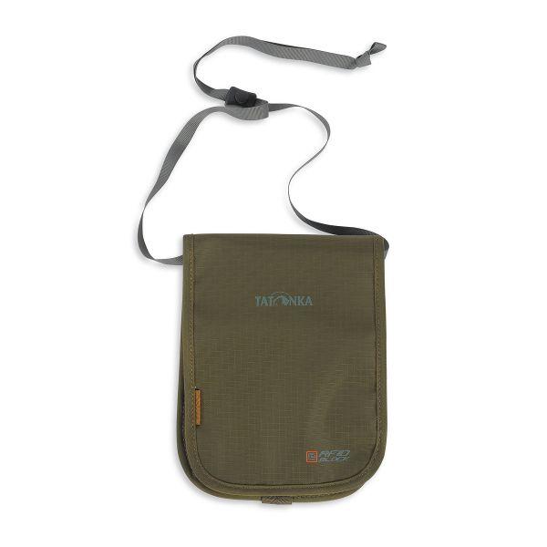 Tatonka Hang Loose RFID B olive grün Geldbeutel 4013236948691